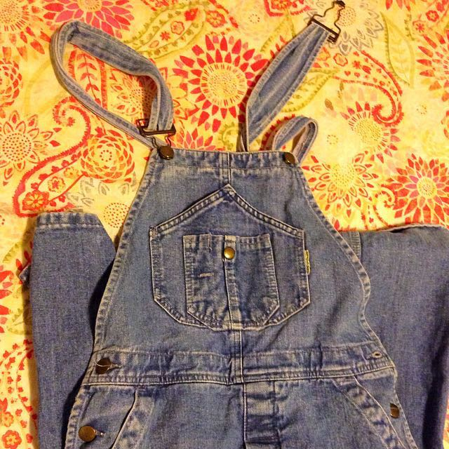 Overalls size 33