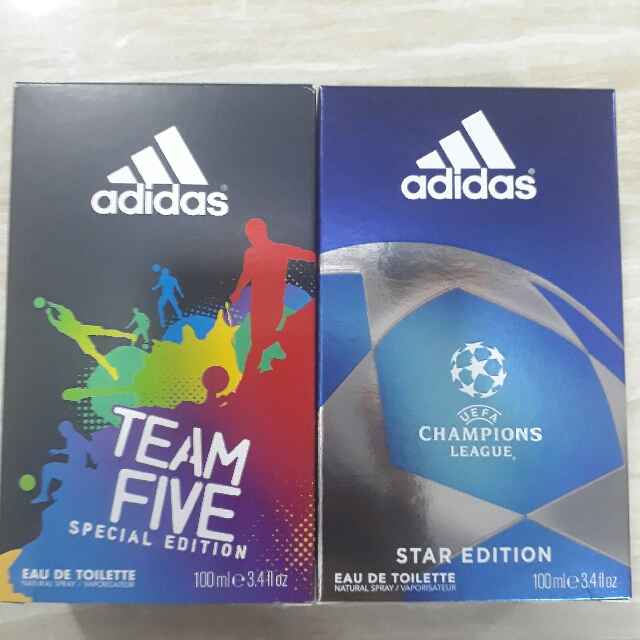 Perfume Adidas Authentic Limited Edition