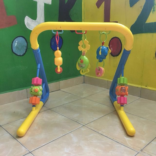 Preloved Play Gym