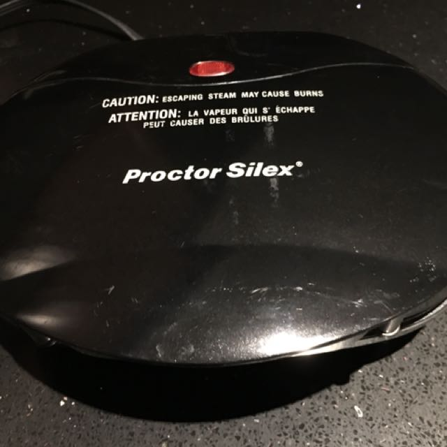 Proctor silex compact grill