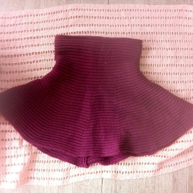 Rok Rajut Skirt