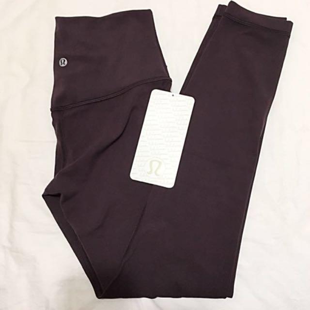 46043f03b8 RTP$158 Size 4 NWT Lululemon Align Pant II NULU 25