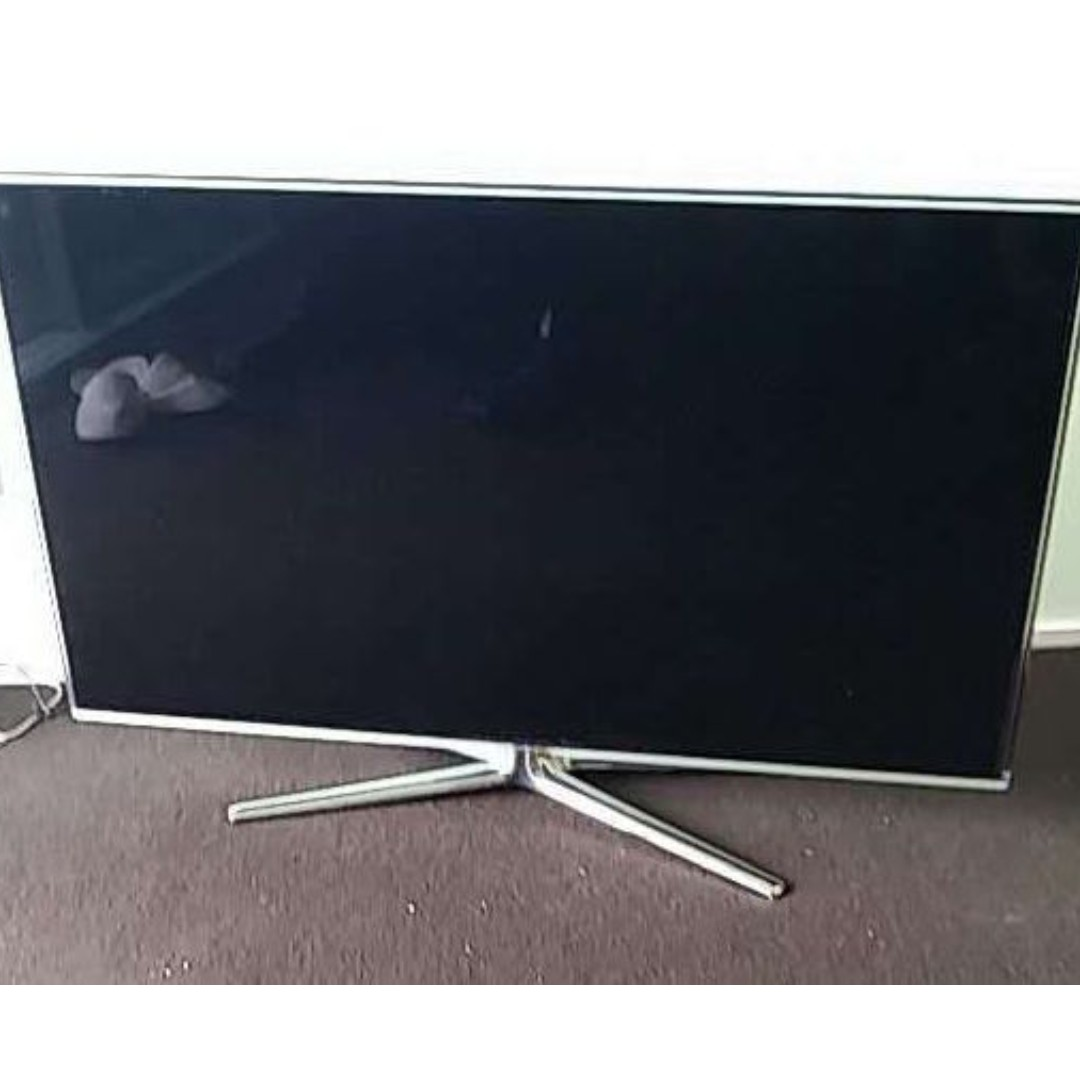 "Samsung 49"" LED 3D TV - with remote"