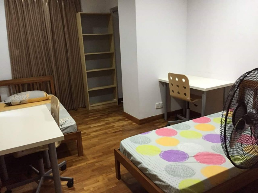 Semi-D Big Common Room