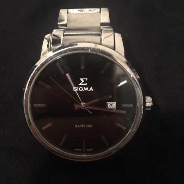SIGMA 手錶