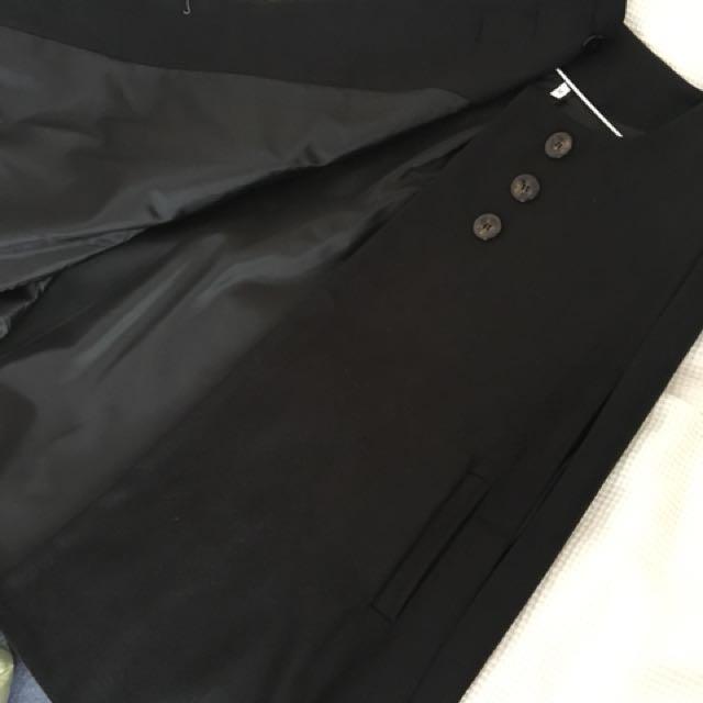 Size 8 Poncho coat