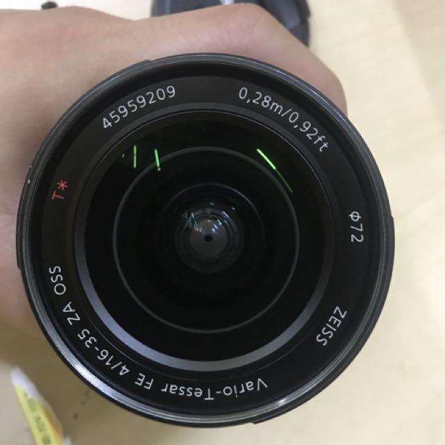 Sony FE1635 F4