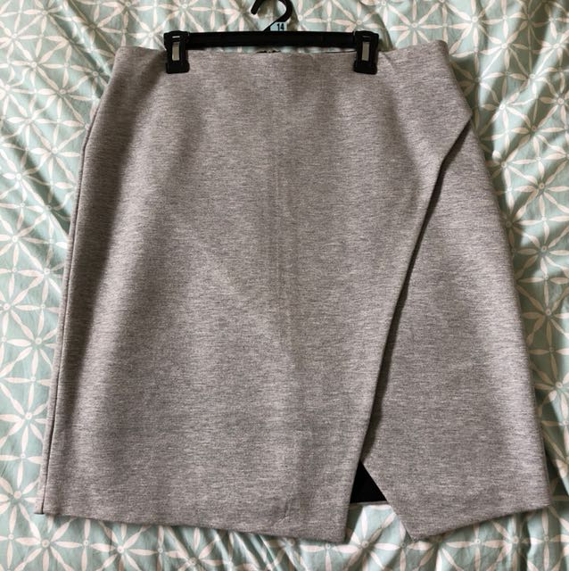 Sportsgirl grey skirt