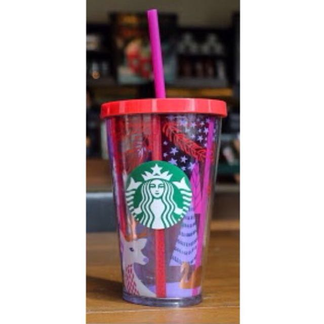 Starbucks Night Forest Cold Cup 16oz.