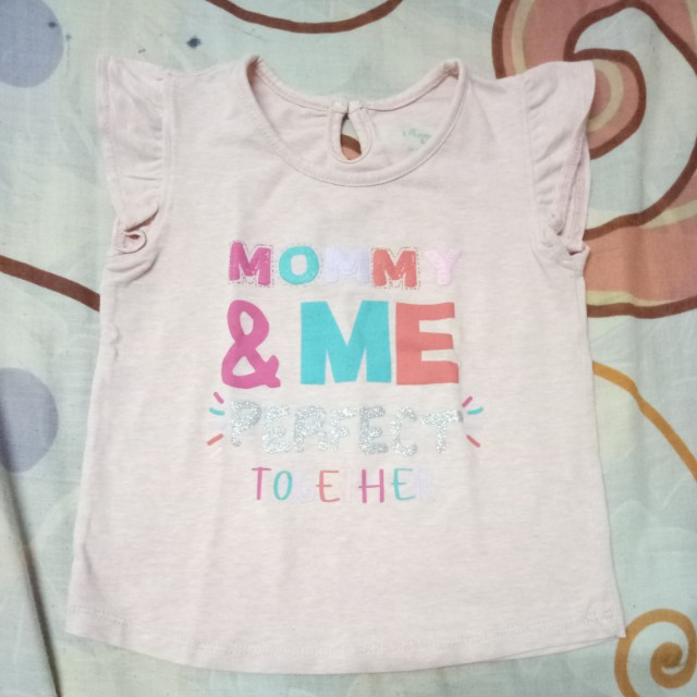 Statement shirt for babies