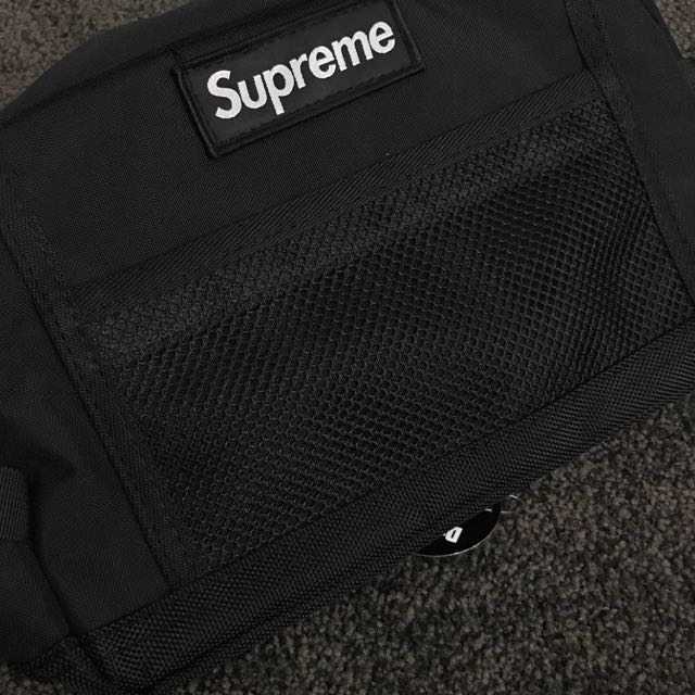 Supreme Waist Bag Ss15 - Just Me And Supreme