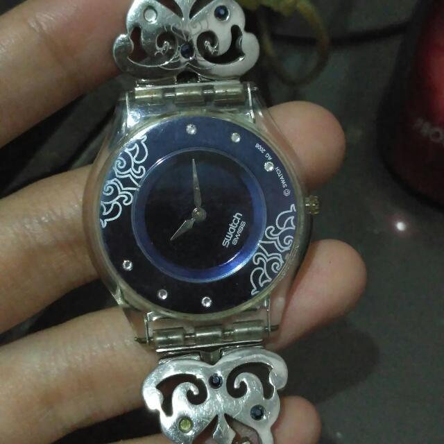 Swatch Srikandi Negoable