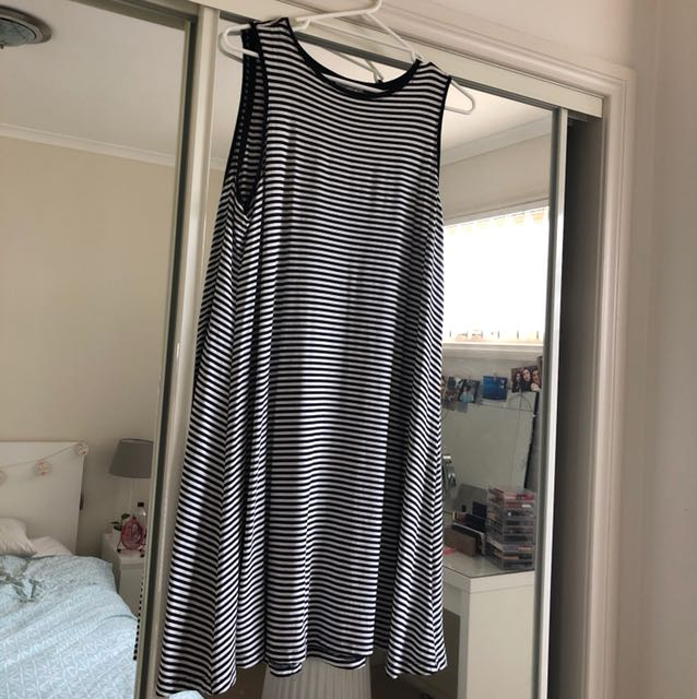 Target stripey dress