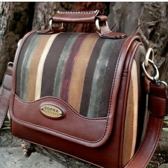 Tas handbag..by SOPRA Heritage..produk bandunv euy..!