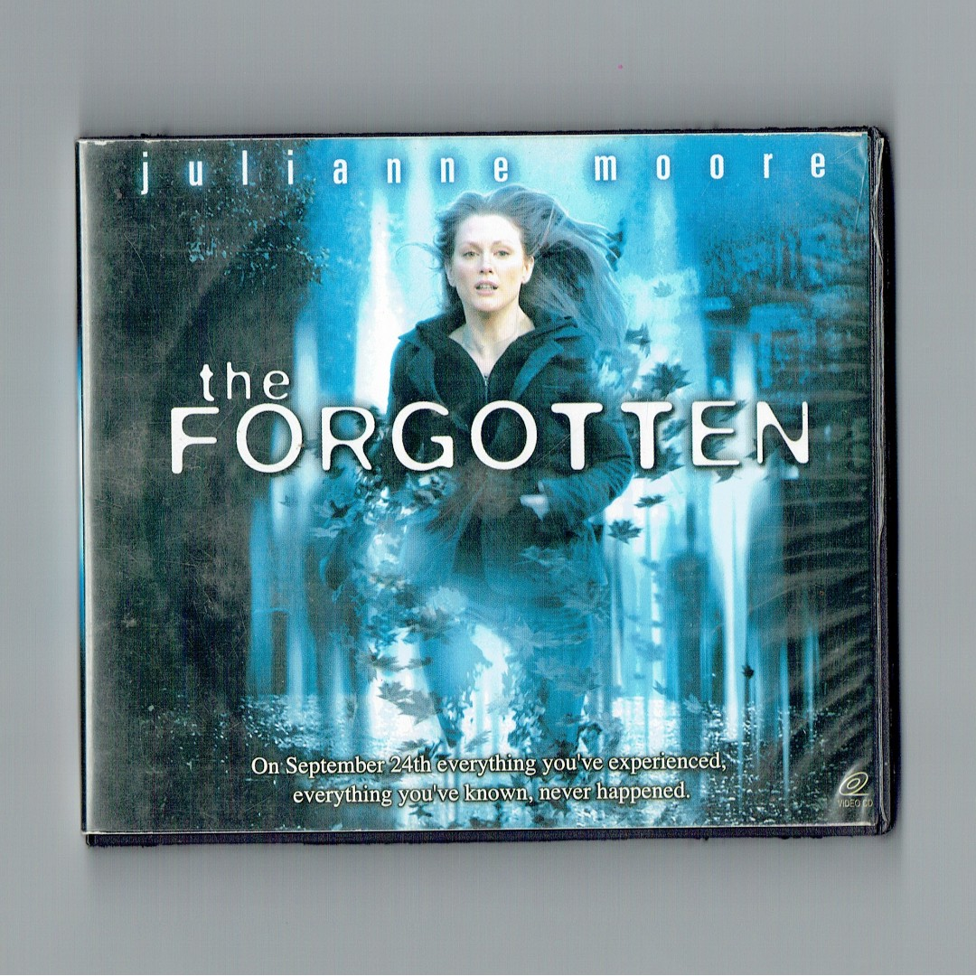 The Forgotten (2004) VCD