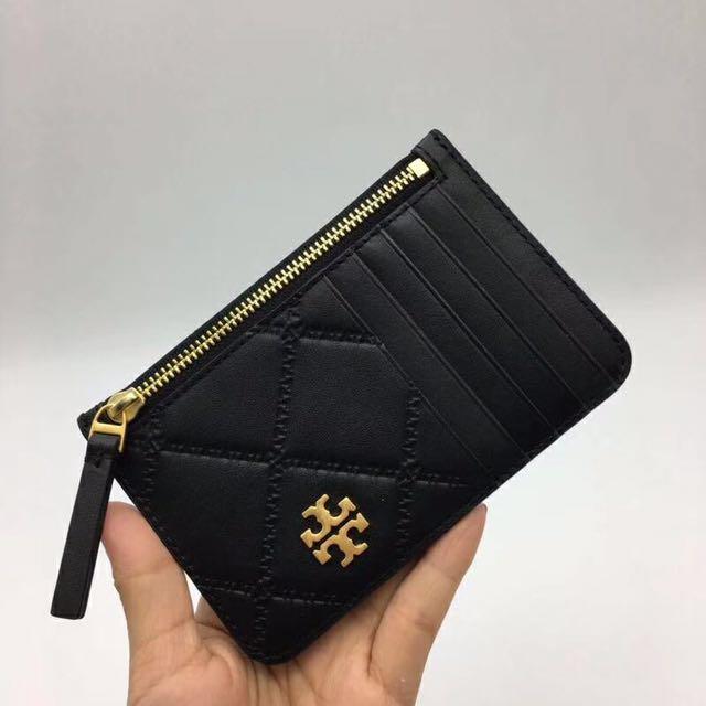 41d1f801b86 ... fleming mini flap wallet shopbop 0ba99 44b22; authentic tory burch card  holder coin purse small wallet barangan mewah beg dan dompet di carousell