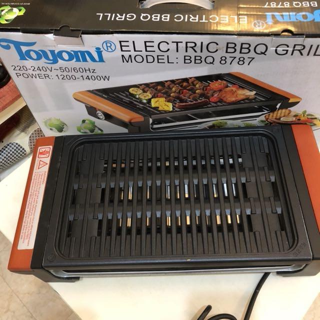 Toyomi Electric Grill