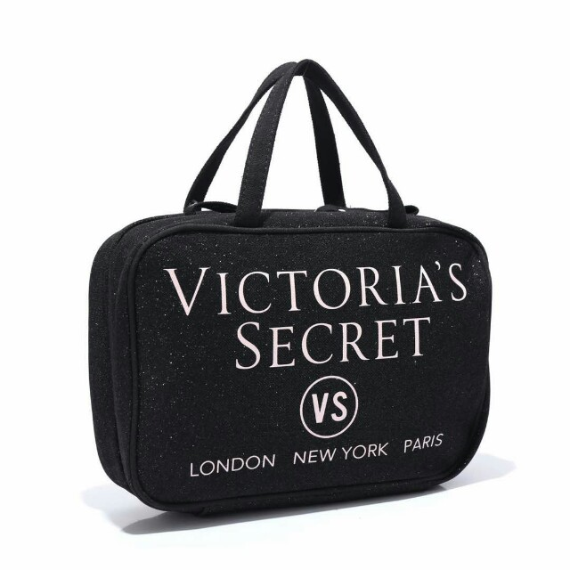 Victoria Secret hanging travel toiletry bag c2c6097b61f0b