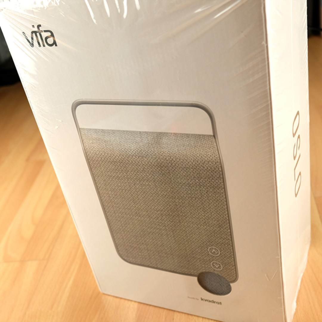 [sold] Vifa Oslo Portable Bluetooth AptX Wireless Speaker