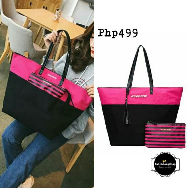 VS 2in1 TOTE BAG P499