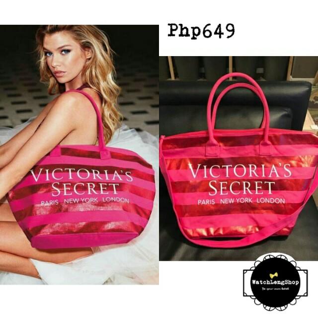 VS Tote w/ Sling Bag P649