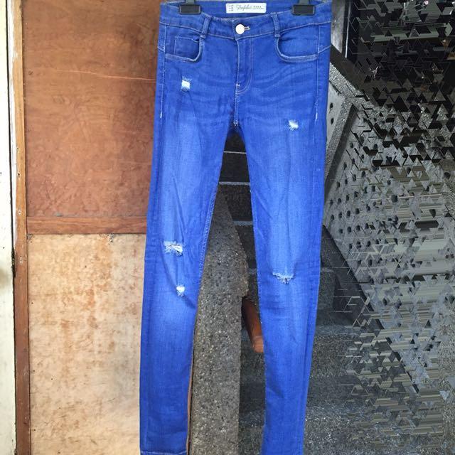 Zara Midwaist Pants