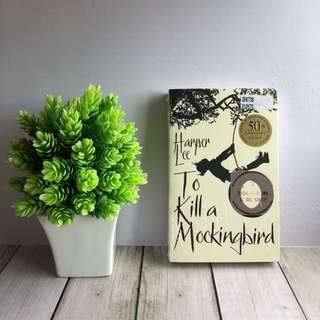 [Paperback] To Kill a Mockingbird - Harper Lee (The 50th Anniversary edition)