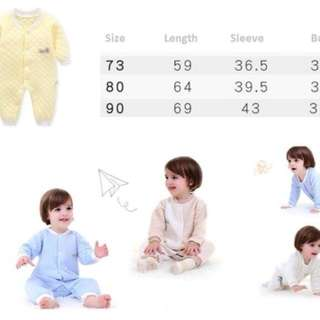 Baby bodysuit (thick)