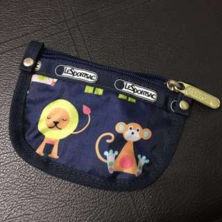 Coin and key pouch