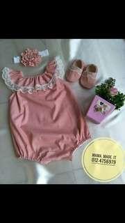 handmade baby dress