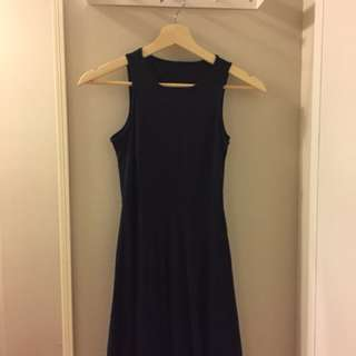 Suede Dress Size Small
