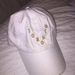 Kanye West/Yeezus Cap Authentic