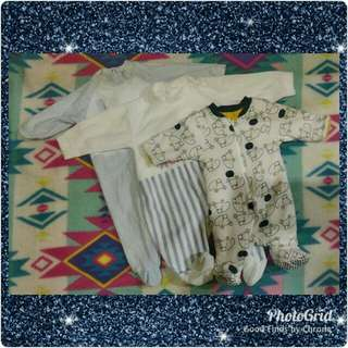 Take All Bodysuits for Baby Boys