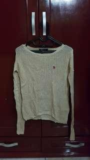 knit wear polo
