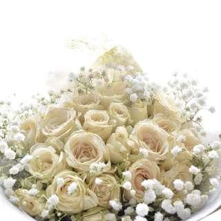 Rose Bouquet (20 stems)