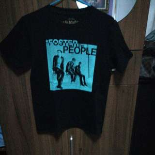 Foster The People Shirt