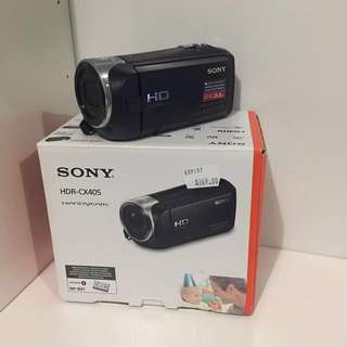 Sony HDR-CX405 Handycam Camcorder Video Camera [FREE POSTAGE]