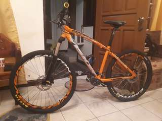 Vision Mountainbike For Sale