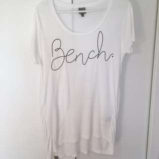 Bench White T-Shirt