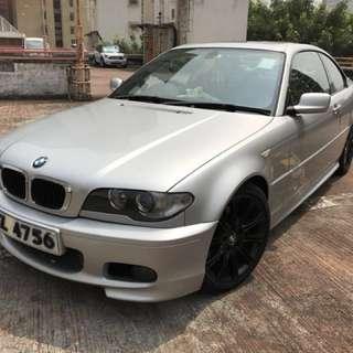 BMW 330ci SPORT edition