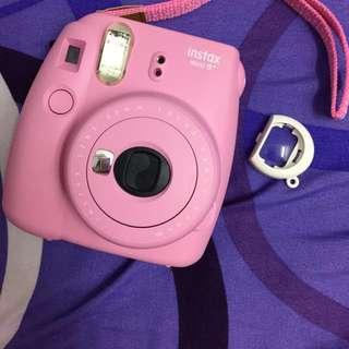 Fujifilm Instax 8+ Pink
