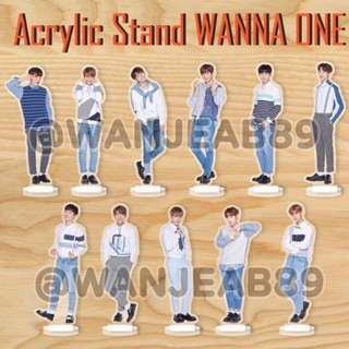 WANNA ONE Acrylic Standee