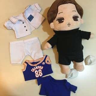 EXO cmb mini Kai doll