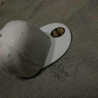 🚚 白色ㄉ帽子