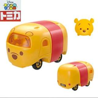 TOMICA 多美小汽車 迪士尼夢幻小汽車 TSUM 小熊維尼