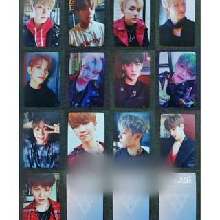 SEVENTEEN Duplicate Card / Set [ RS Version ]