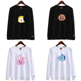 BTS Replica Sweatshirt