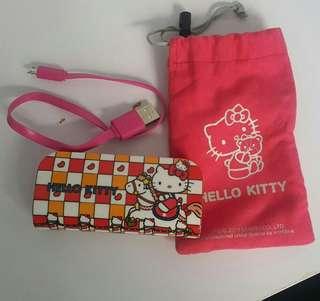 Sanrio Characters- Hello Kitty 外置充電器