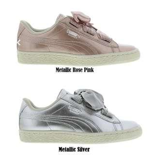 detailed look ec838 65c09 puma basket pink | Shoes | Carousell Singapore
