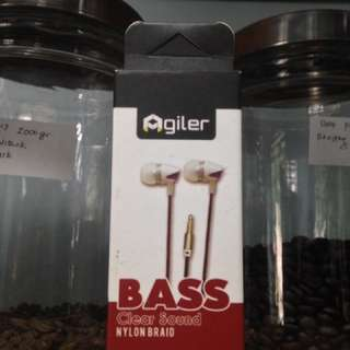 Earphones Stereo Bass